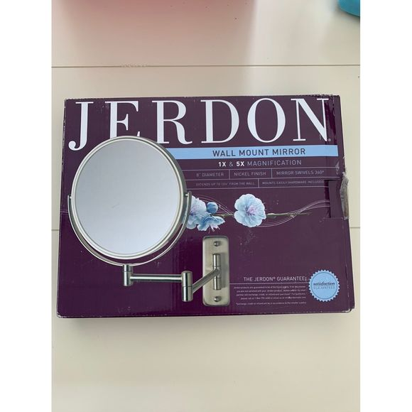 Other - Wall Mount Makeup Mirror